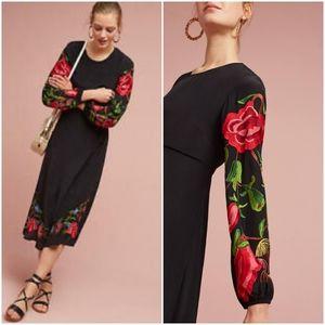 Seen Worn Kept Loren Midi Dress size 10 NWT